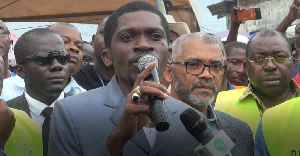 GABON: Identification des commerçants des marchés de Libreville
