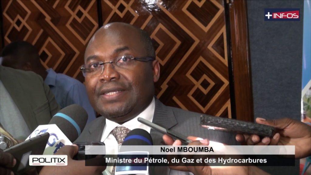 Noel MBOUMBA rencontre les personnels du Ministère du pétrole