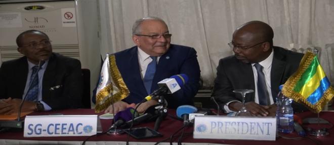 CEEAC: Les Ministres du COPIL RI adoptent quatre projets de textes