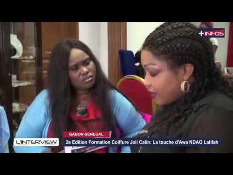 2e Edition Formation Joli Calin: La touche d'Awa NDAO Latifah