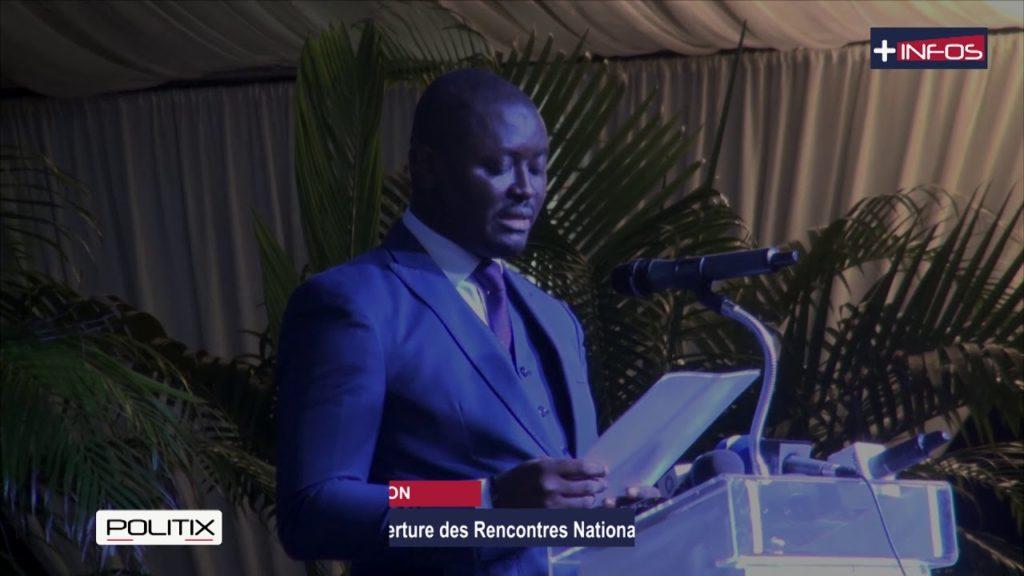 Ouverture des Rencontres Nationales du Tourisme
