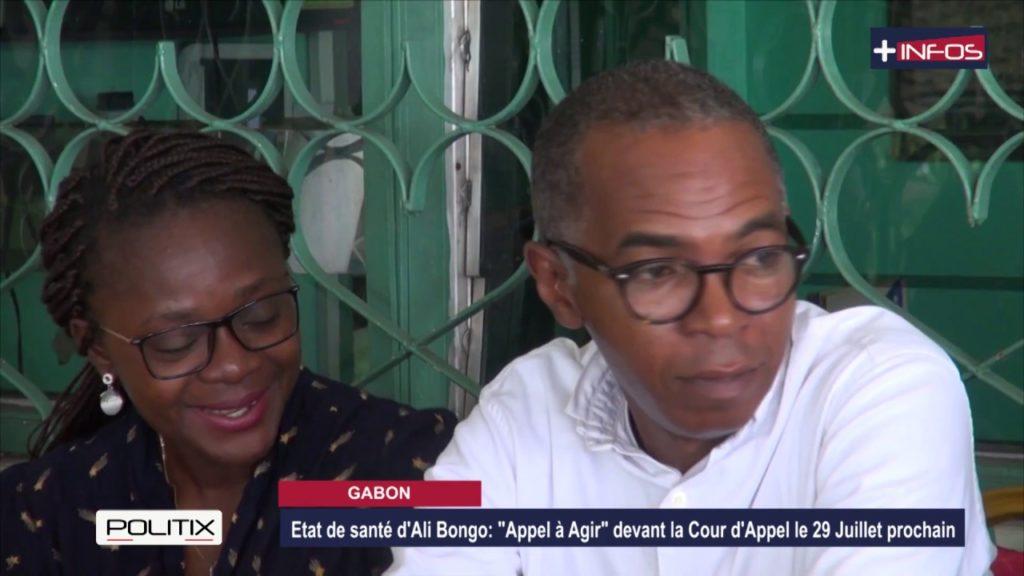 """Ali Bongo face à """"Appel à Agir"""" devant la Cour d'Appel le 29 Juillet prochain"""