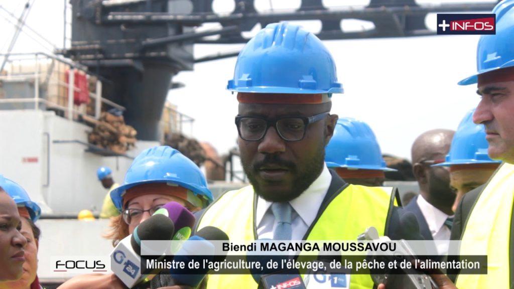 Libreville accueille le premier transbordement de thon de son histoire