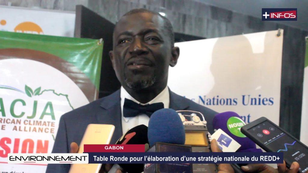 GABON: Table Ronde pour l'élaboration d'une stratégie nationale du REDD+