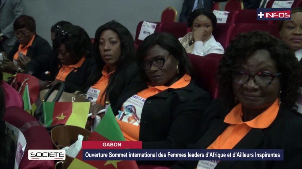 Ouverture du Sommet international des femmes Leaders d'Afrique et d'Ailleurs Inspirantes