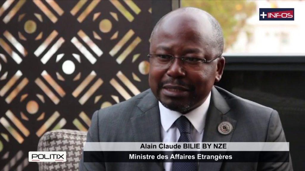 Diplomatie: Bilie By Nzé signe plusieurs accords avec le Niger et l'Union Africaine