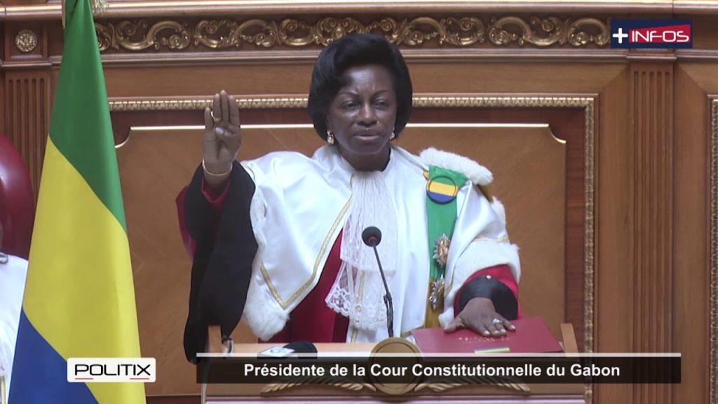 GABON: Les neuf(9) Juges de la Cour Constitutionnelle prêtent serment