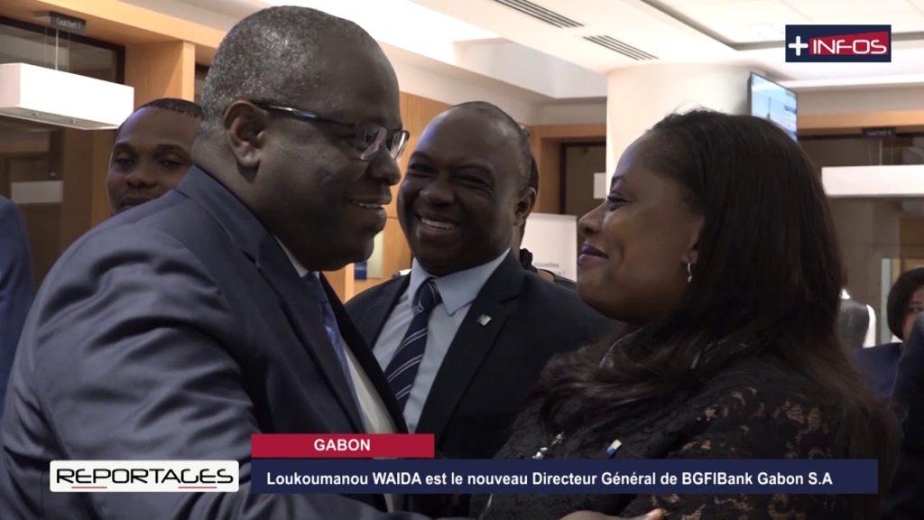Loukoumanou Waïdi, nouveau Directeur Général de BGFIBank Gabon