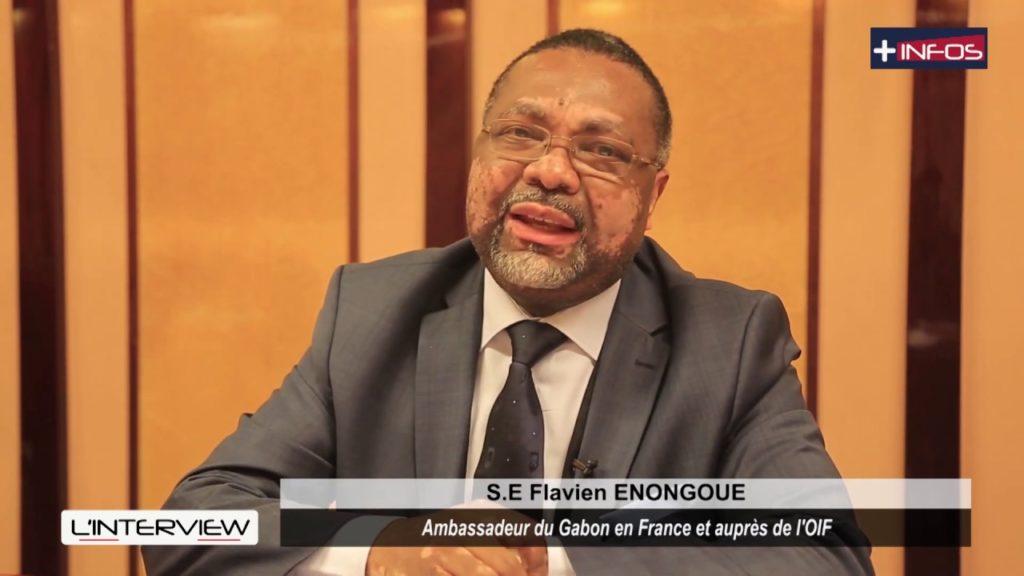 La 36 ème Conférence ministérielle de l'OIF vu par S.E Flavien ENONGOUE