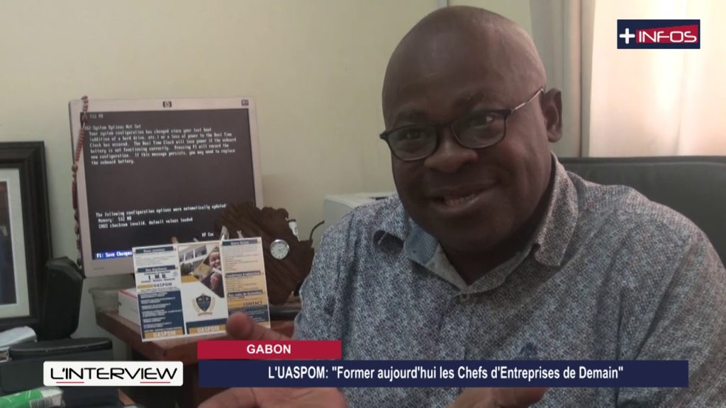 """L'UASPOM: """"Former aujourd'hui les Chefs d'Entreprises de Demain"""""""