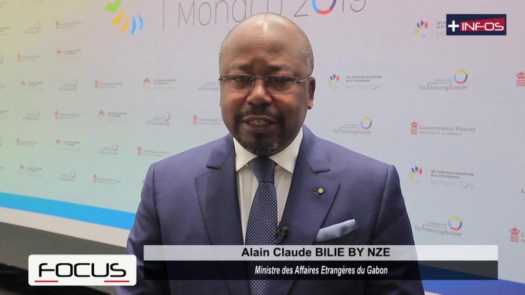 36ème Conférence Ministérielle de l'OIF: Le Gabon va conduire un comité sur Haïti