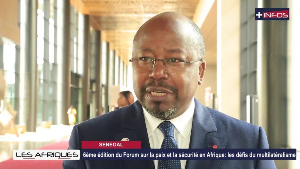 """6ème édition du Forum sur la paix et la sécurité en Afrique: """"les défis du multilatéralisme"""""""