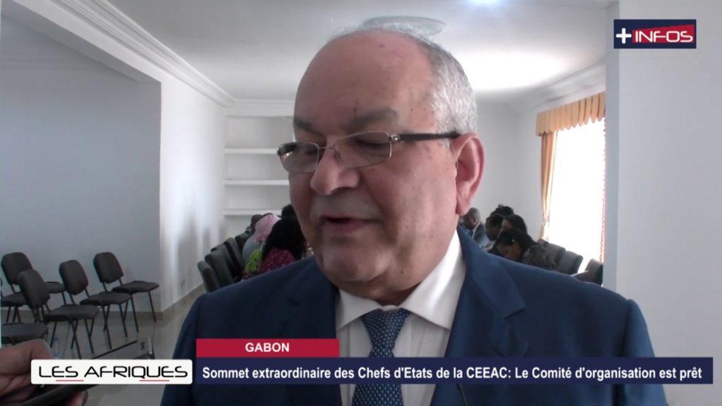 Sommet extraordinaire des Chefs d'Etats de la CEEAC: Le Comité d'organisation est prêt