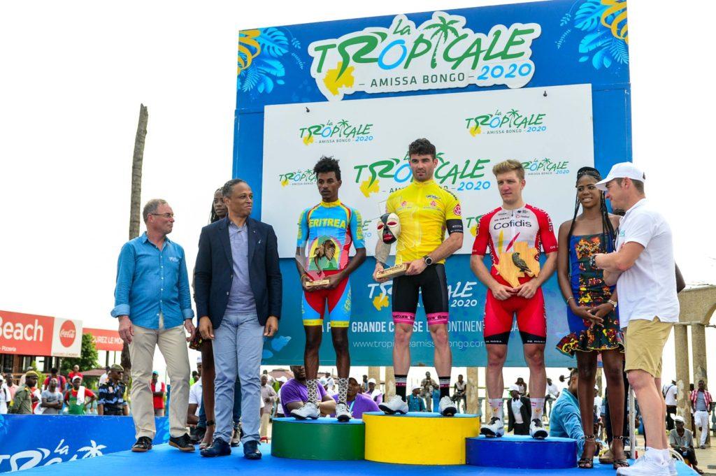 TAB étape 7 et FIN: LEVASSEUR maillot jaune 2020
