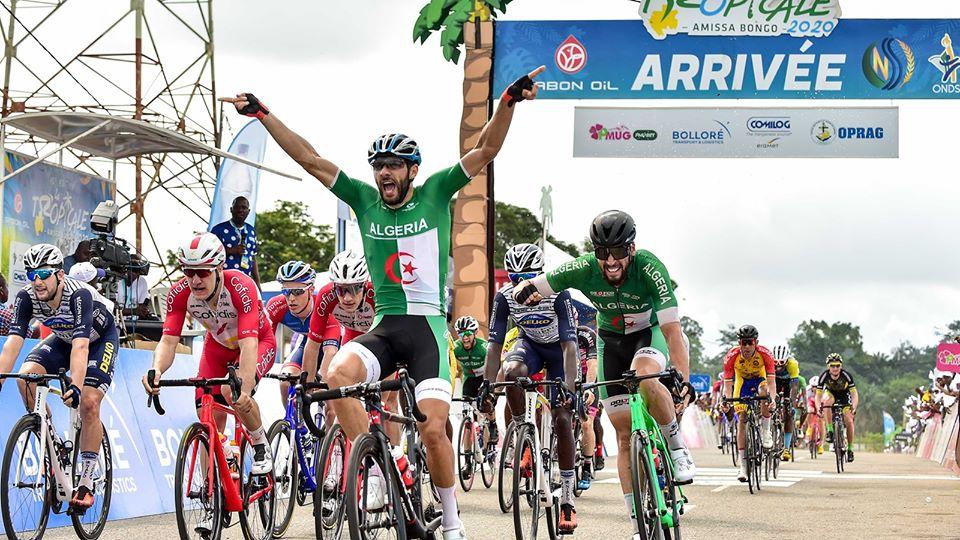 TAB étape 5: Reguigui Youcef vainqueur à Bifoun