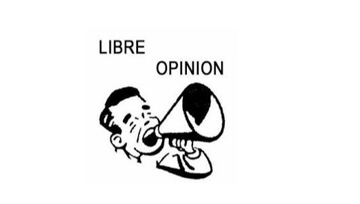 """Libre opinion: """"la bêtise insiste toujours"""""""