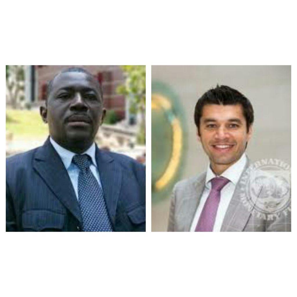 Covid-19: La société civile gabonaise discute impact économique avec le FMI