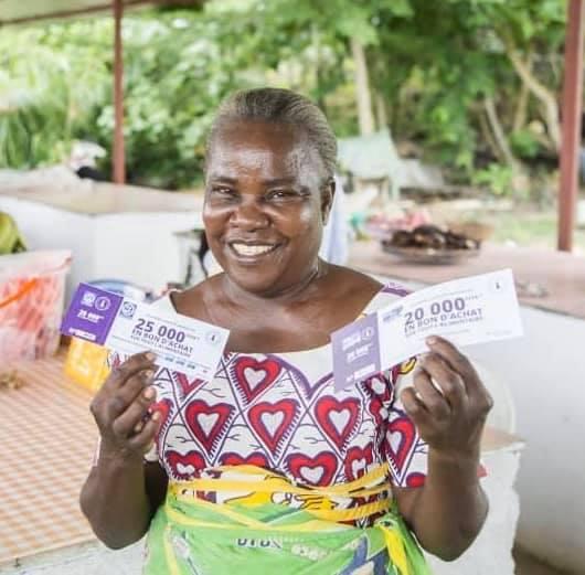 Covid-19: L'élan de générosité de la Fondation Sylvia Bongo Ondimba aux personnes vulnérables