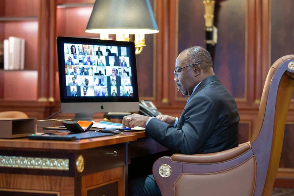 Covid-19: Ali Bongo déplore le retard accusé dans la mise en œuvre des mesures sociales et économiques