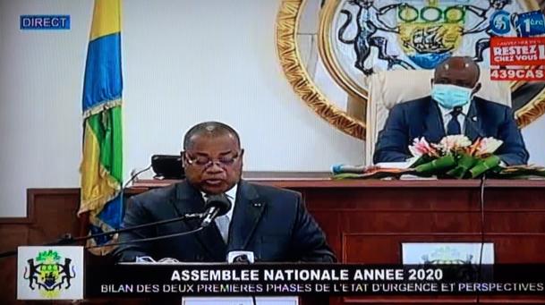 """Lutte contre le covid-19 au Gabon : Vous avez dit """"Stade 4""""?"""