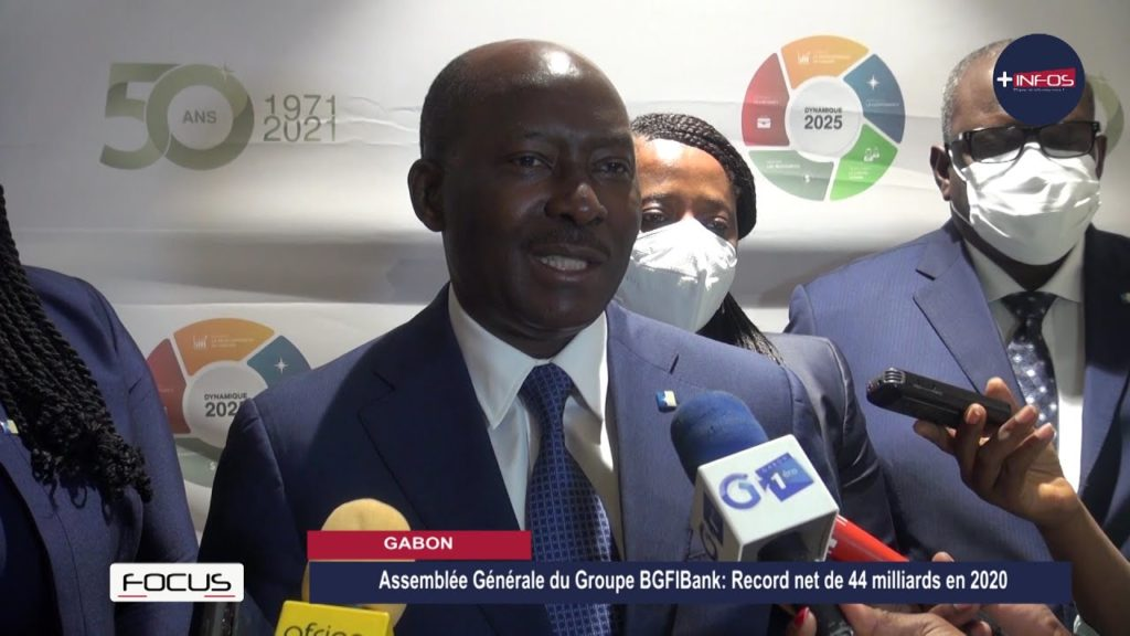 Assemblée Générale de BGFIBank: record net de 44 milliards de FCFA en 2020
